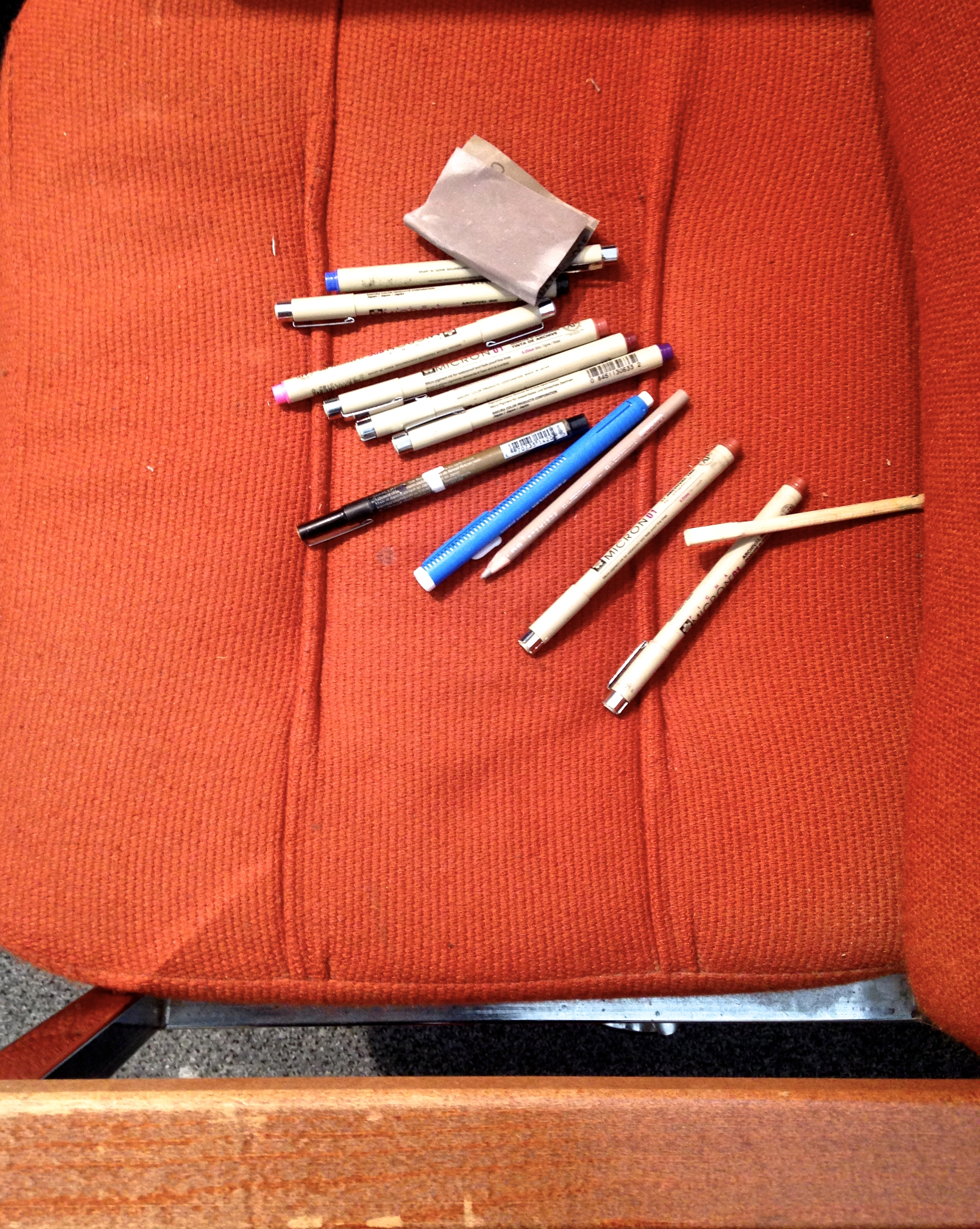 Studio Materials